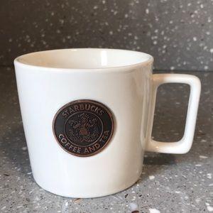 14oz STARBUCKS Coffee & Tea Mug New ☕️